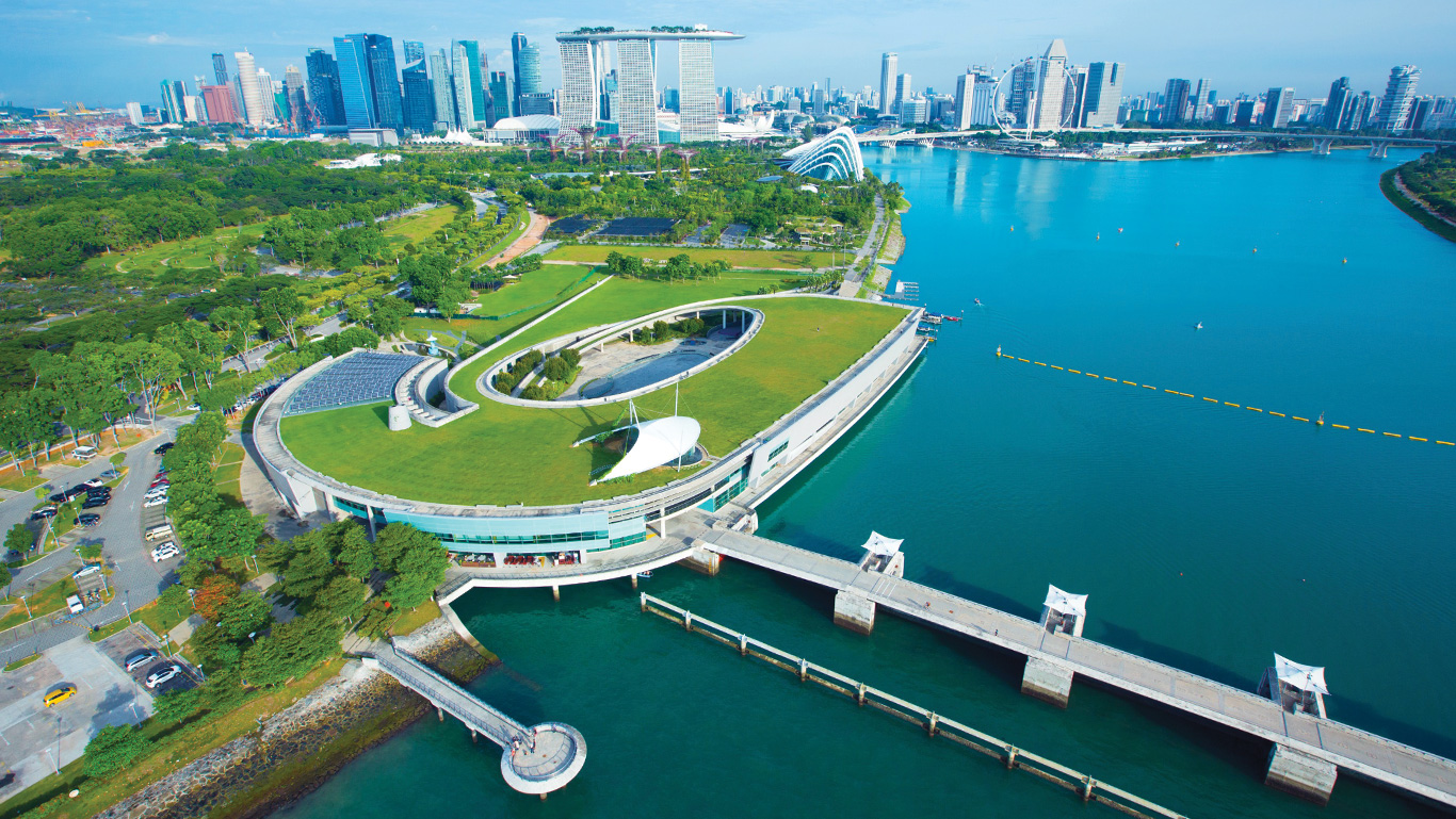 NOTICE: The Marina Barrage will be closed from 4pm to 9pm on 9 Aug