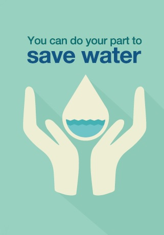 You Can Do Your Part to Save Water