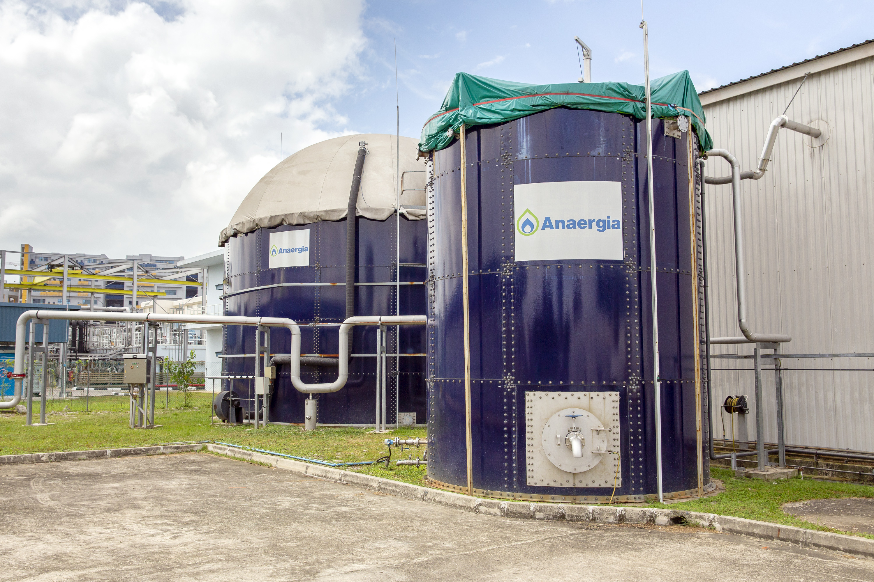 Co-digestion-Facility