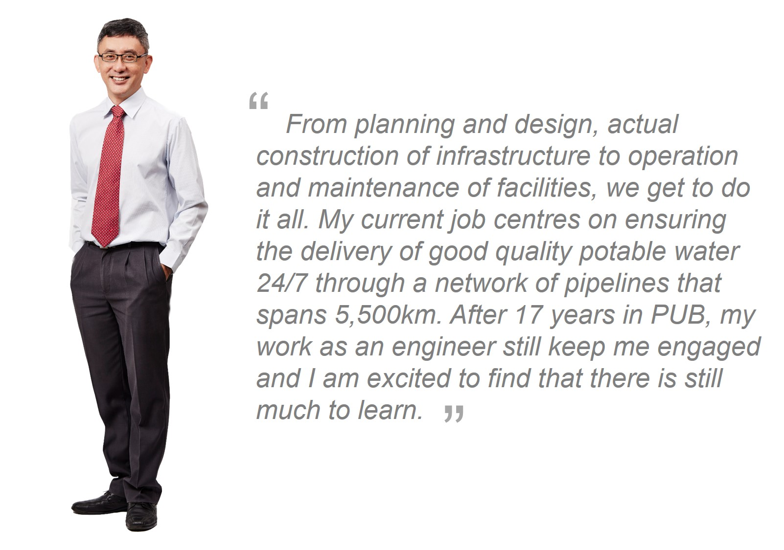 Employee Kah Cheong Pull Quote
