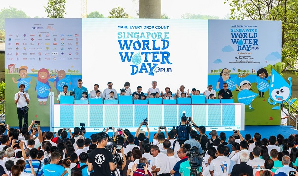 Singapore World Water Day 2017 Launch