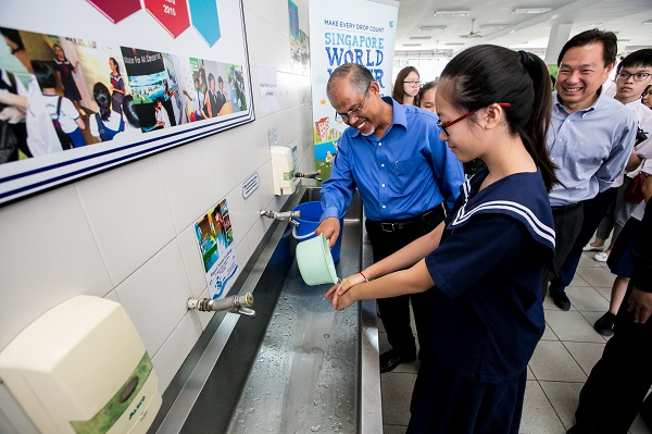 Water Rationing Exercise in Secondary School