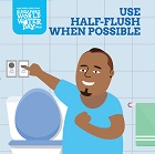 SWWD Water Saving Tip