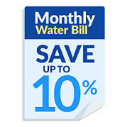 Save Monthly Bill Up to 10%