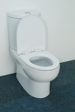 Charmant New Water Efficient Water Closet ...