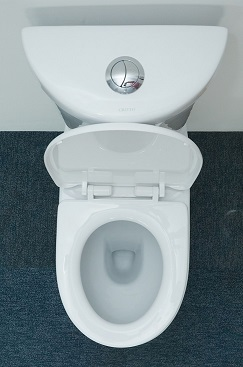 New Water Efficient Water Closet