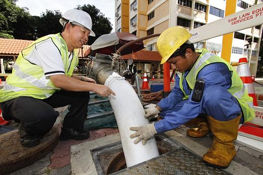 Public Sewers Rehabilitation Programme