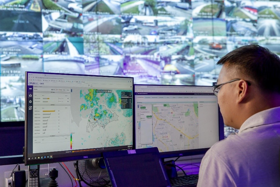 Rainfall-monitoring-and-prediction-system